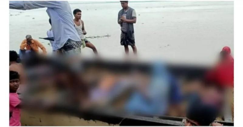 17 personas mueren por un rayo que impactó barco mientras iban a una boda