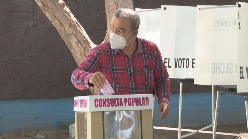 PAS a favor de las consultas ciudadanas