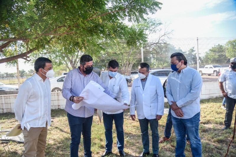 Una realidad, inicia la construcción de clínica DIMMA en Ahome