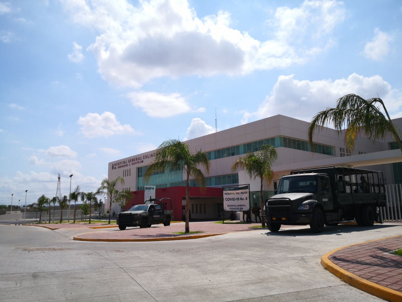 "Reabre hospital INSABI ""Bernardo J. Gastelum"""