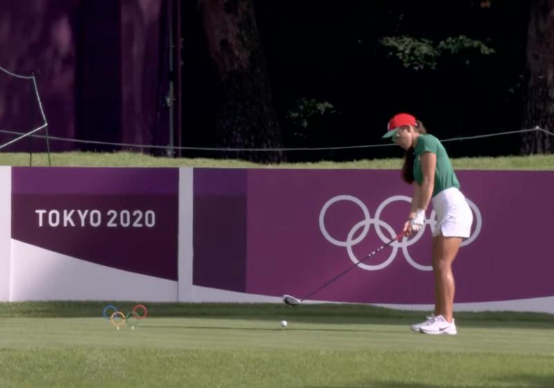 Gaby López y María Fassi se estrenan en Golf de Juegos Olímpicos