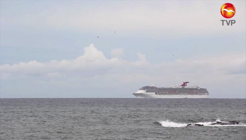 Mazatlán recibirá 5 mil cruceristas el 24 de agosto