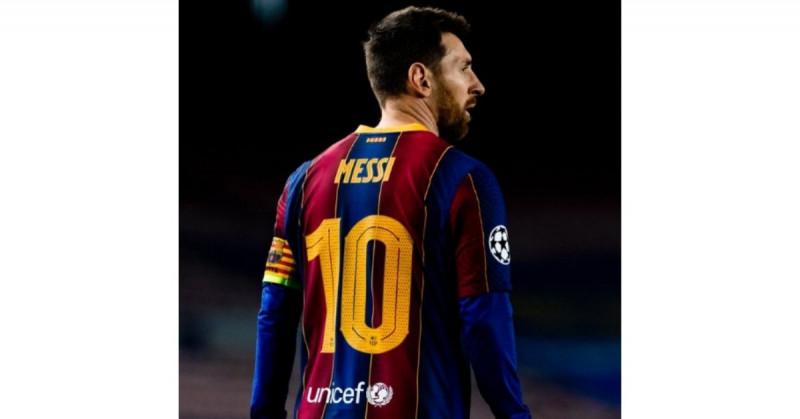 FC Barcelona confirma que Messi no continuará con ellos