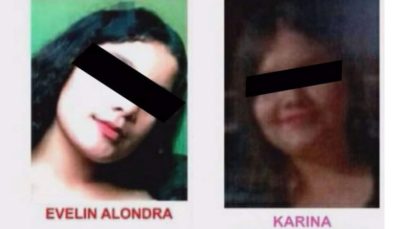 Evelin y Karina fueron encontradas sin vida, FGE aun no determina si fueron asesinadas