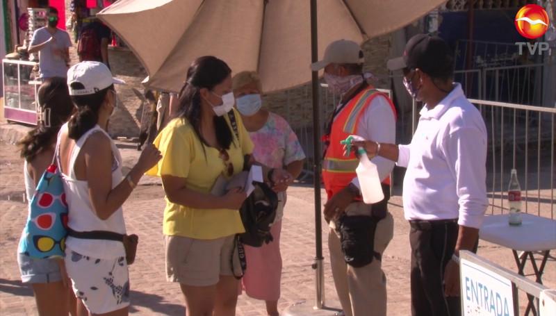 A partir de este jueves, ya piden el certificado de vacunación en El Faro