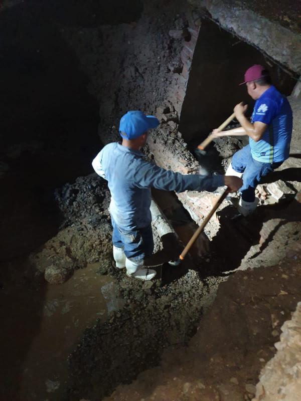 Se quedan sin agua en el sector Barrancos y Bugambilias