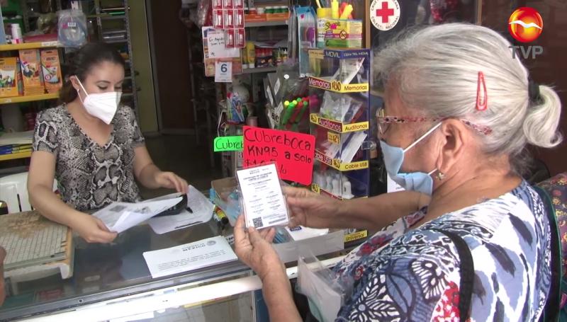 Impresión de certificado de vacunación aumenta en papelerías de Mazatlán