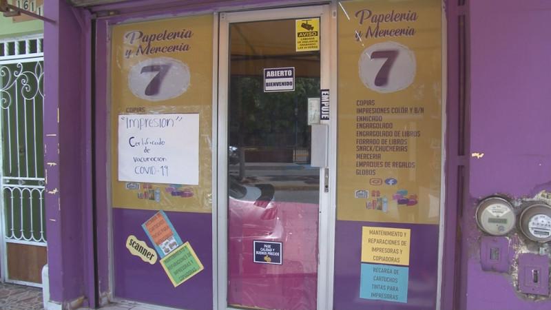 Complicada la economía para los papeleros en Culiacán