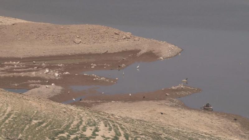 En un 26% la captación de agua en las 11 presas de Sinaloa