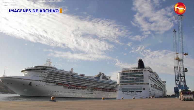 De 90 cruceros programados solo uno está confirmado en Mazatlán