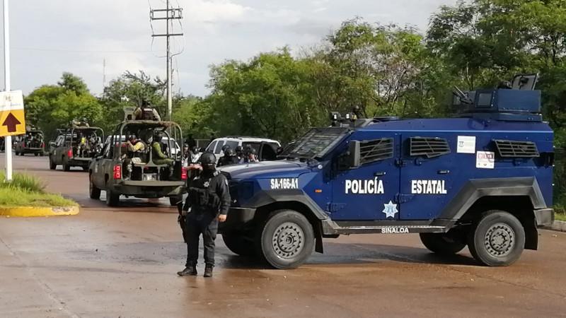 Se registra otra persecución en Culiacán