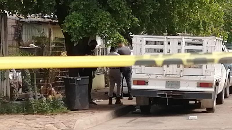 Encuentran a una persona asesinada en El Palmito