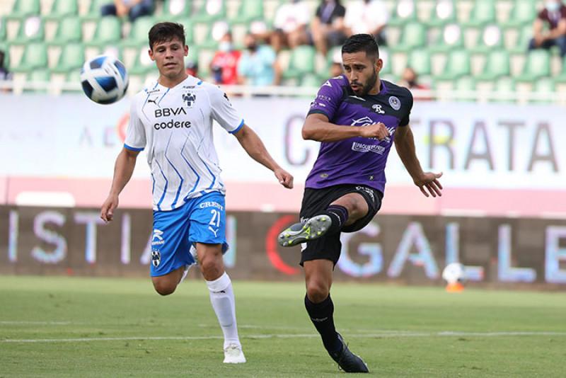 Mazatlan FC empata ante Monterrey en el Kraken