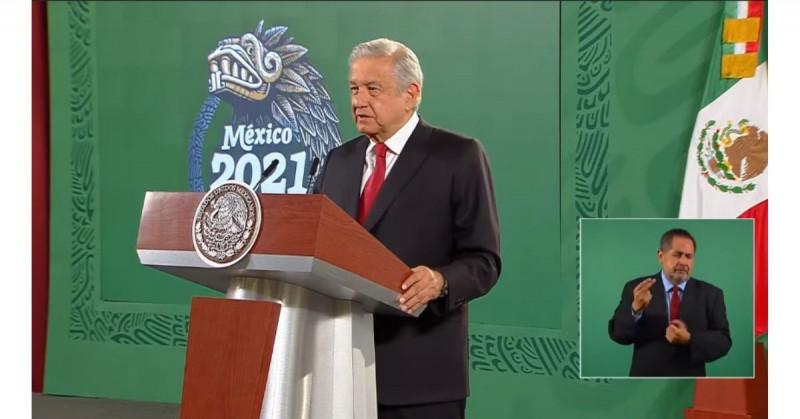 """López Obrador pide no """"culpar a los deportistas"""" por los resultados obtenidos en Tokio 2020"""