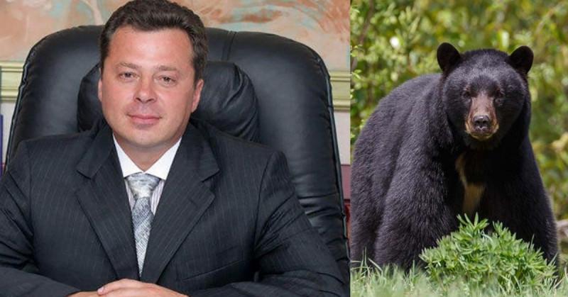 Millonario ruso mata a un hombre tras dispararle creyendo que era un oso