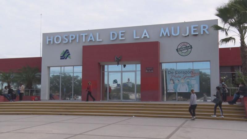 Ampliarán y remodelarán el Hospital de la Mujer con una inversión de 27 mdp