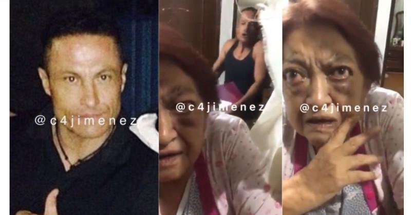 Doña Celia era golpeada por su hijo adicto: las autoridades tardaron un mes en responder (video)