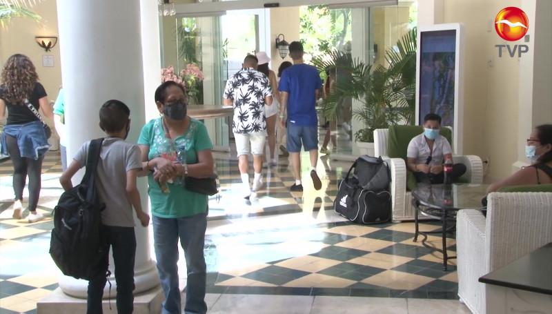 Hoteleros confían en que habrá buenos niveles de ocupación al término de las vacaciones de verano