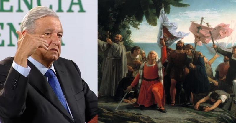 """Gobierno rebautiza a la conquista española como la """"resistencia indígena"""""""