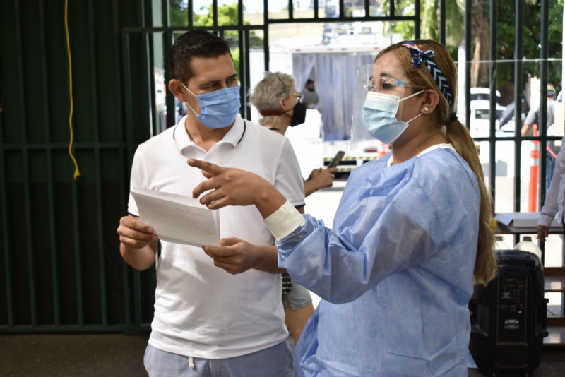 El IMSS capacita sobre medidas sanitarias contra el COVID-19
