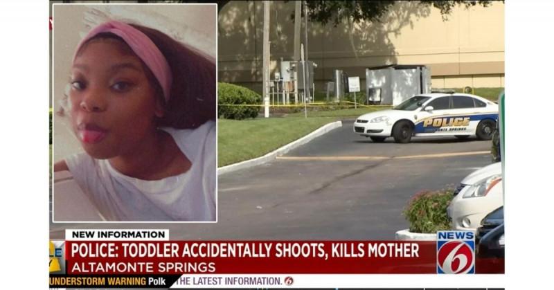 Bebé se encuentra una pistola tirada y mata a su madre de un balazo en la cabeza