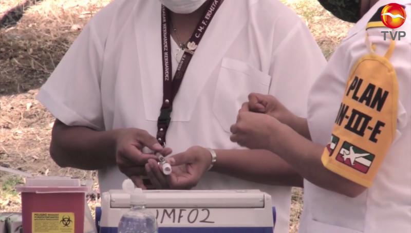 ¡Recuerda! Este sábado vacunan a los rezagados en Mazatlán