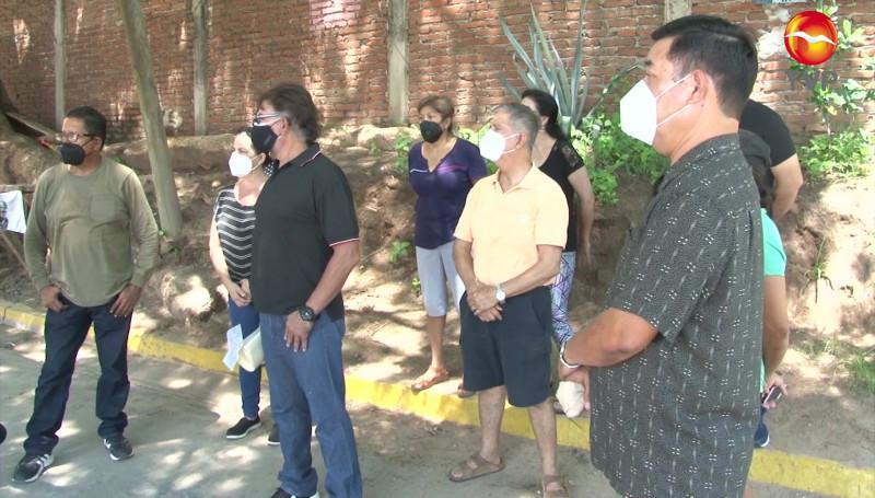 Vecinos se oponen a que Municipio pague con área verde a Nafta Lubricantes