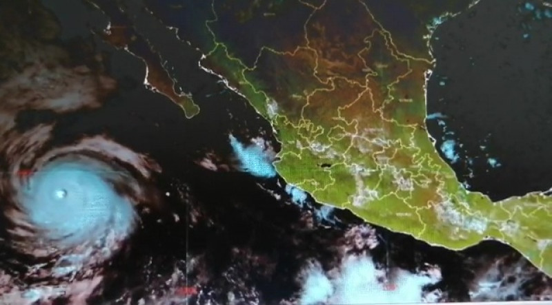 """Huracán """"Linda"""" no afectará a costas nacionales: SML de la CONAGUA"""