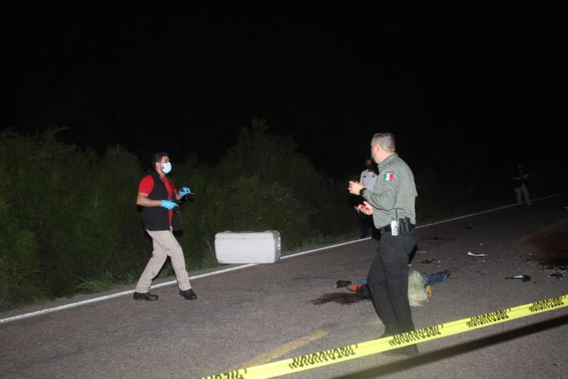 Accidente de carretera deja tres muertos