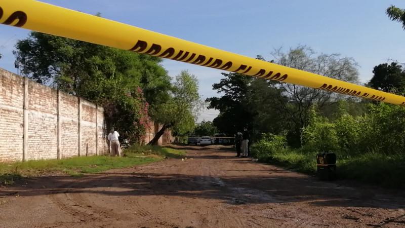 Asesinan a hombre en El Ranchito