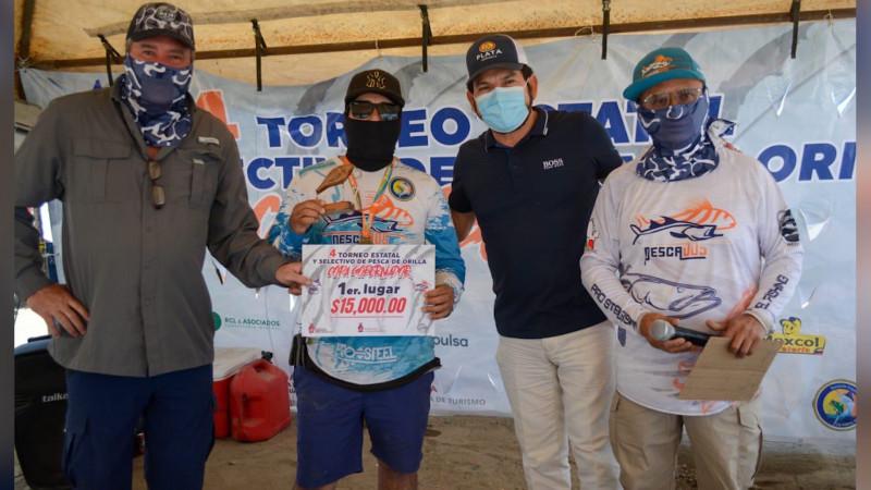 Mazatlán será sede 1er Torneo de Pesca de Fondo