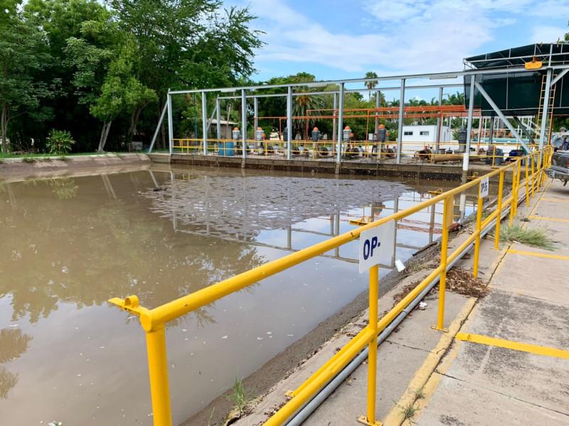 Falla técnica provoco desabasto de agua a la planta potabilizadora