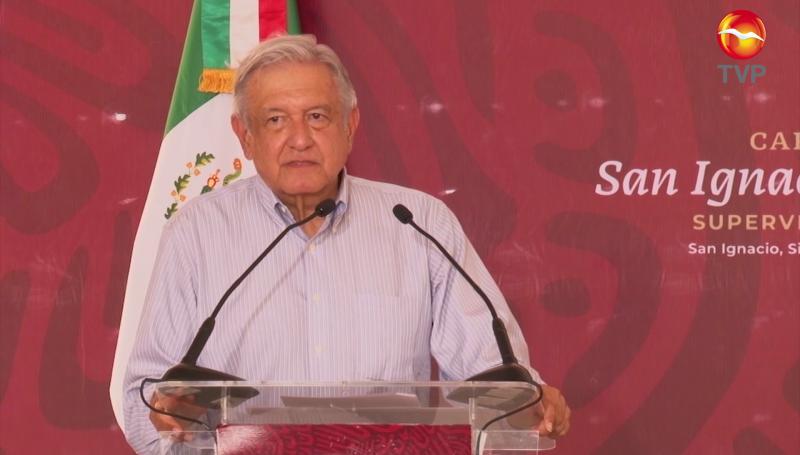 En septiembre regresará AMLO a Sinaloa