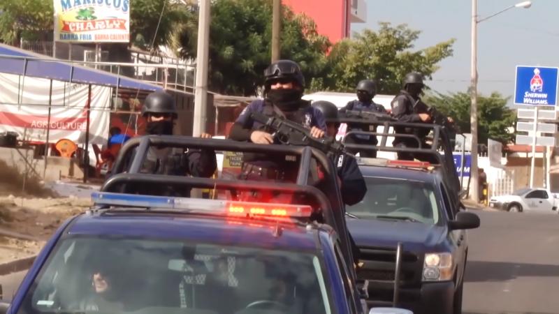 Disminuyen índices delictivos en Sinaloa