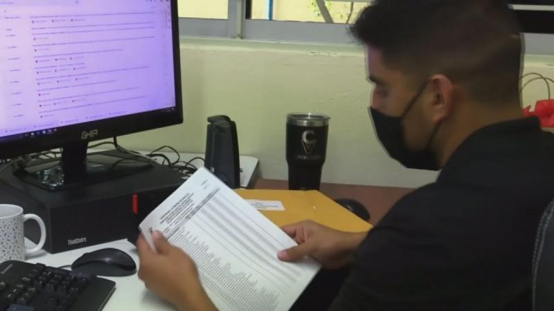 25 de Agosto concluye proceso de inscripción en la UAS