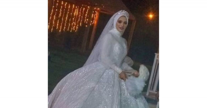 Novia muere una hora después de casarse por un paro cardiaco