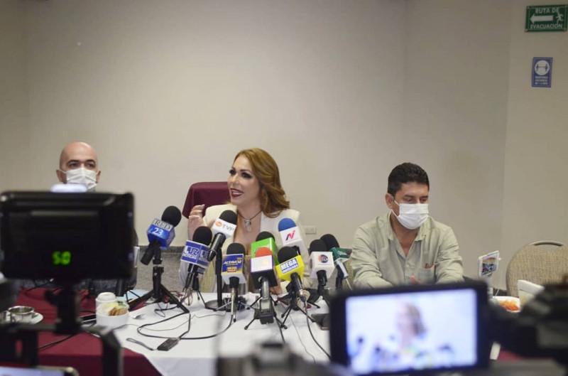 Pide alcaldesa de el Fuerte apoyo para rescate financiero de la JAPAF