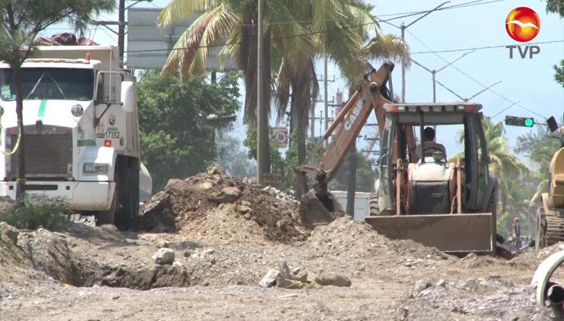 Avenida Gabriel Leyva podría estar lista el 30 de septiembre