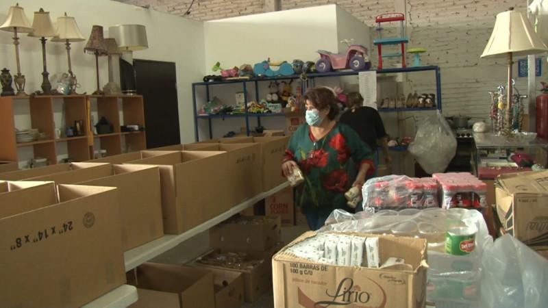 Entregarán más de 4 mil despensas de escasos recursos en Cajeme