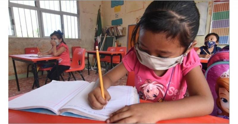 """La Unicef """"celebra el gesto de valor"""" de México por su retorno a las clases"""