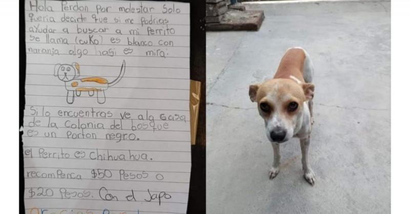 """Romina encontró a """"Cuko"""" gracias a un dibujo y una carta que subió a redes"""