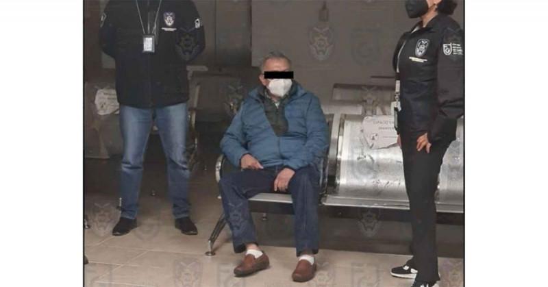 FGR arresta a Saul Huerta, el diputado acusado de abusar a menor en hotel de la CDMX