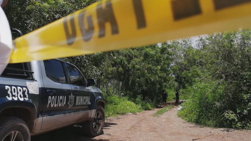 Localizan a dos hombres asesinados al sur de la ciudad de Culiacán