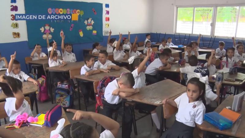 Avala UNICEF el regreso a clases presenciales en México