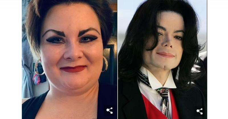 Esta medium jura ser la reencarnación de Marilyn Monroe y estar casada con Michael Jackson