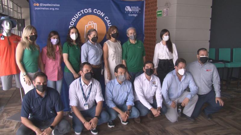 """La Junta de Asistencia pone en marcha el programa """"Productos con Causa"""""""