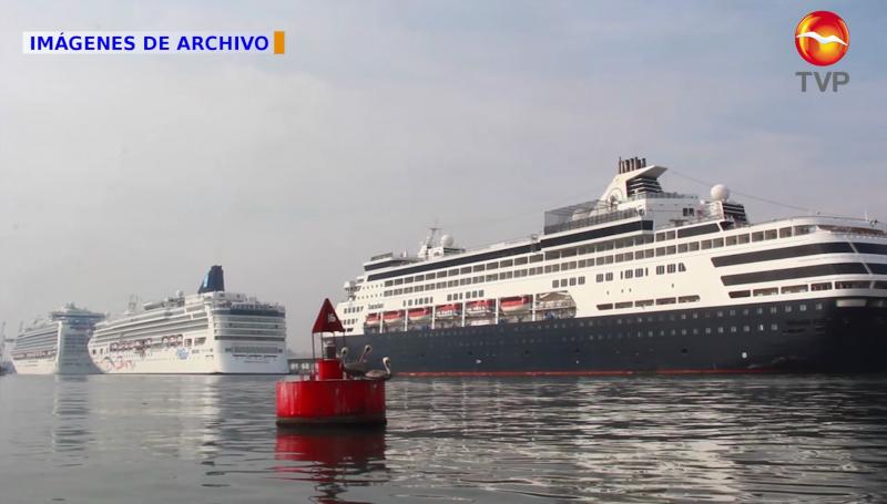 Falso que crucero con pasajeros contagiados de Covid llegará a Mazatlán