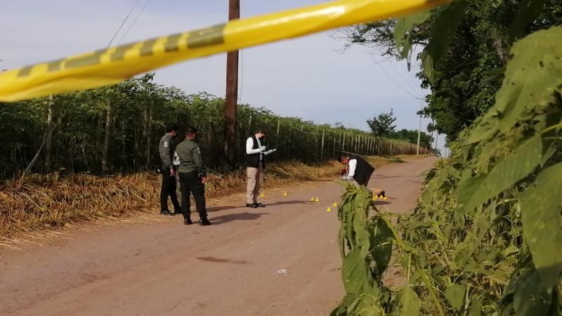 Encuentran a un hombre asesinado en la inmediaciones del Seminario de Culiacán