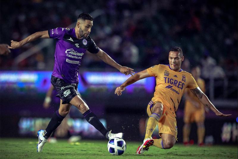 Mazatlán FC es derrotado en el Kraken por Tigres de UANL