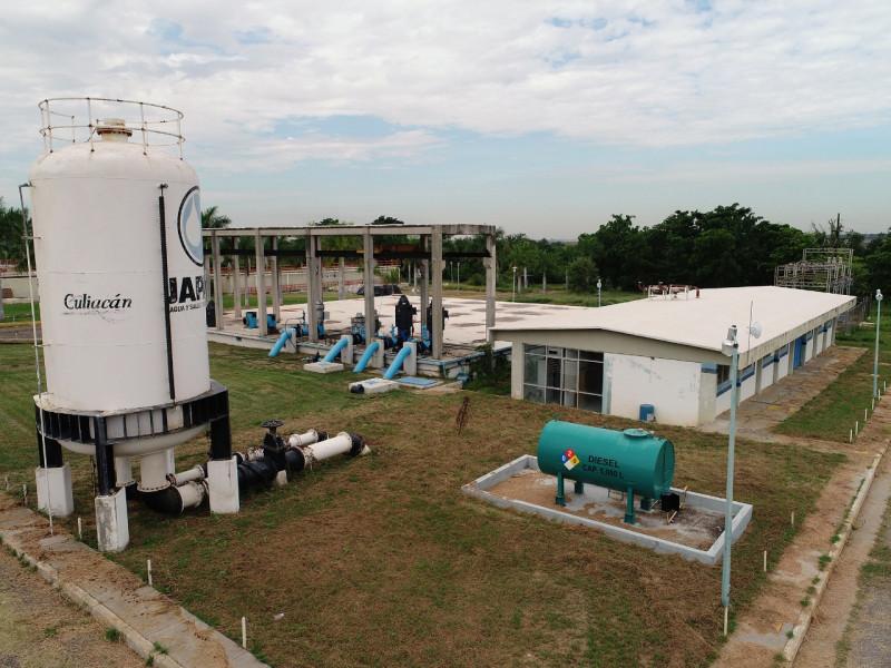 Poco a poco se restablece el servicio de agua en el sector sur